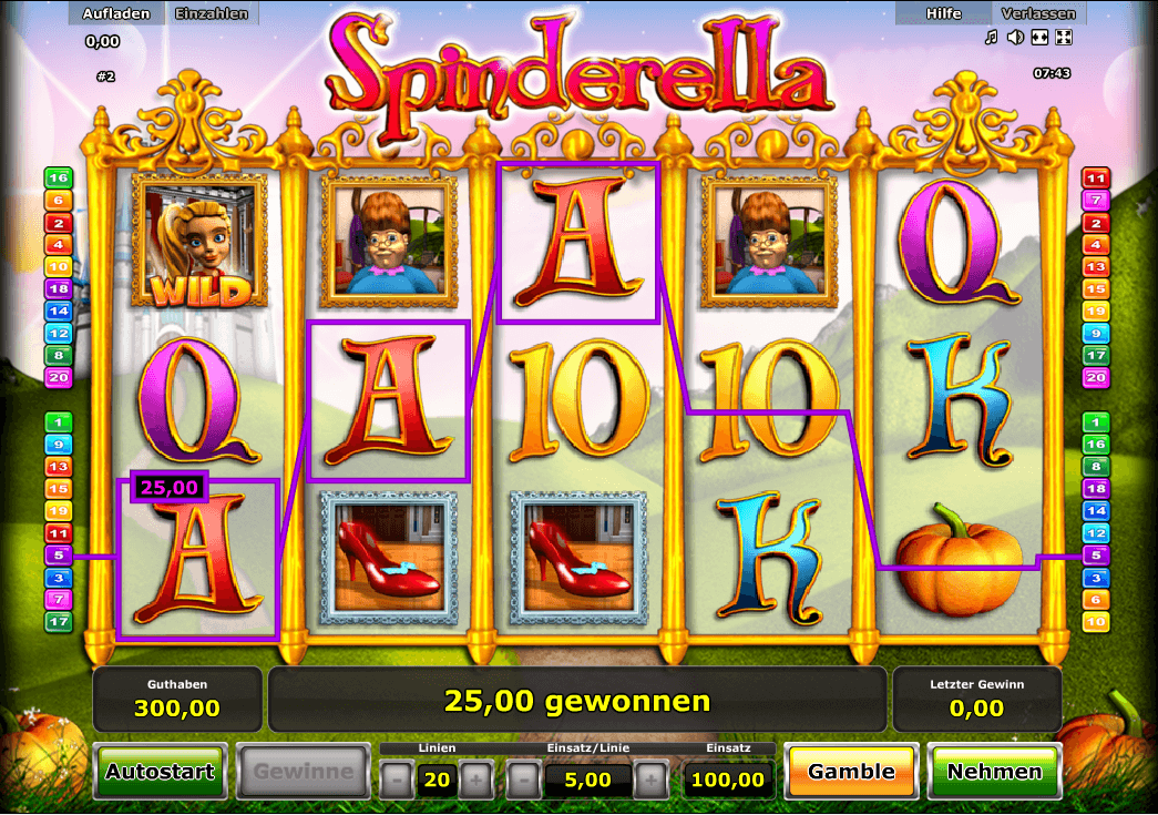 casino movie online spinderella