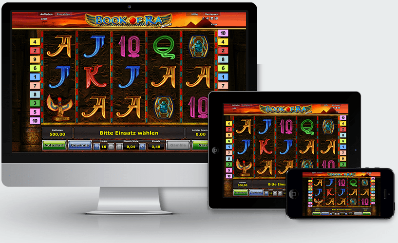 casino mobile online book of ra demo