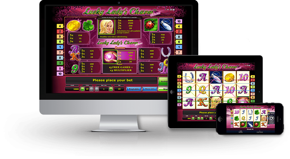 online casino gaming sites lucky lady charm